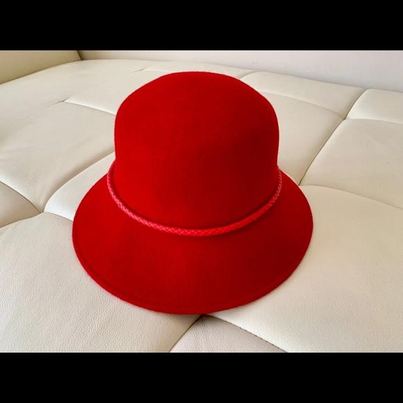 d6b292ef4283e Nine West fedora felt hat
